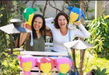 empreendedoras Edlayne de Paula e Fabiana Schimitz