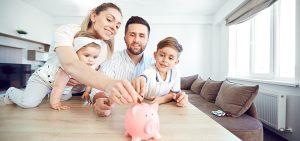 família e dinheiro