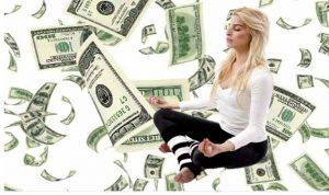 medite dinheiro