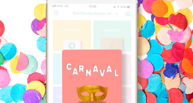 A Rappi disponibilizou soluções práticas e mais rápidas para a maior festa popular do Brasil.Depois de lançar o botão Carnaval, permitindo aos foliões fácil acesso aos itens mais buscados no feriado, como bebidas,